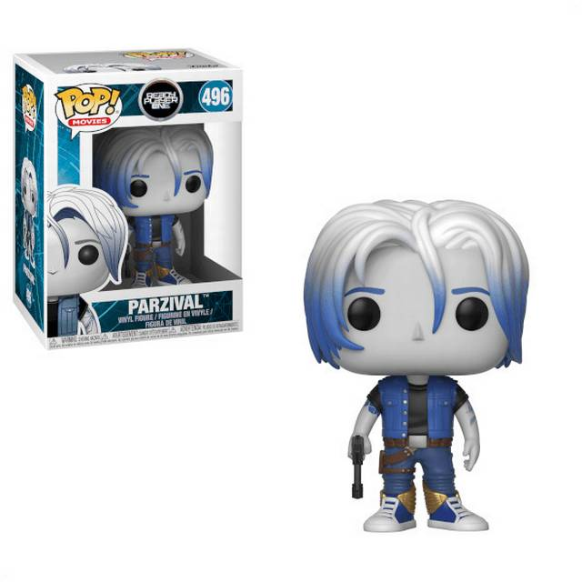 Funko POP Vinyl: Ready Player One Parzival