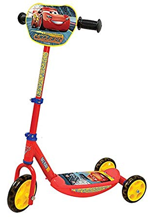 Smoby Cars 3 Wheel Scooter